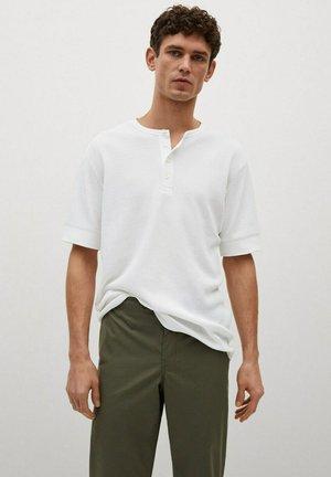 Camiseta básica - blanc