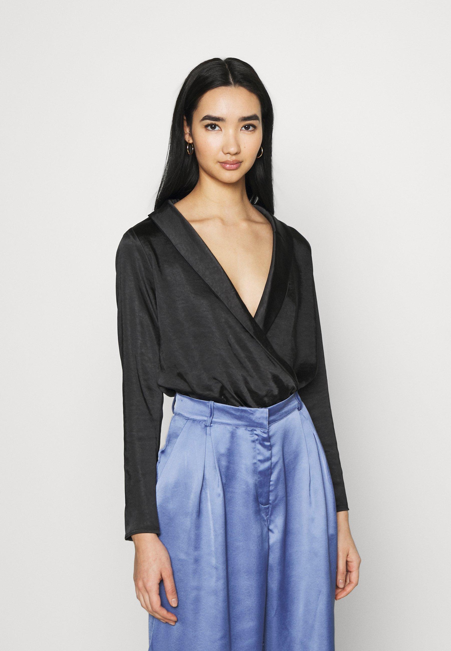 Women COLLINS BODYSUIT - Long sleeved top