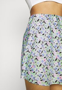 Gina Tricot - JANE SKIRT - Mini skirt - multi-coloured - 5