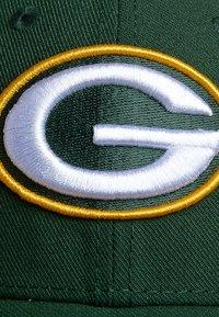 New Era - FIRST DOWN GREEN BAY - Cap - green/gold - 5