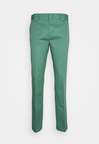 872 SLIM FIT WORK PANT - Chinot - lincoln green