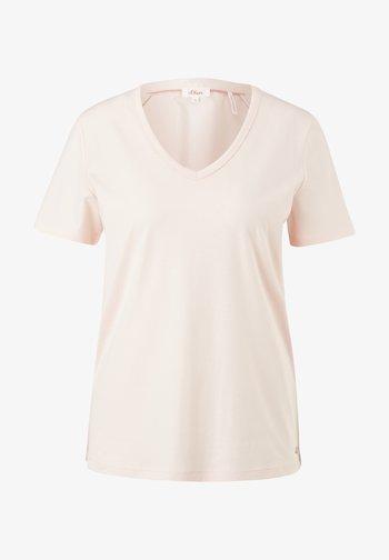 Basic T-shirt - light blush