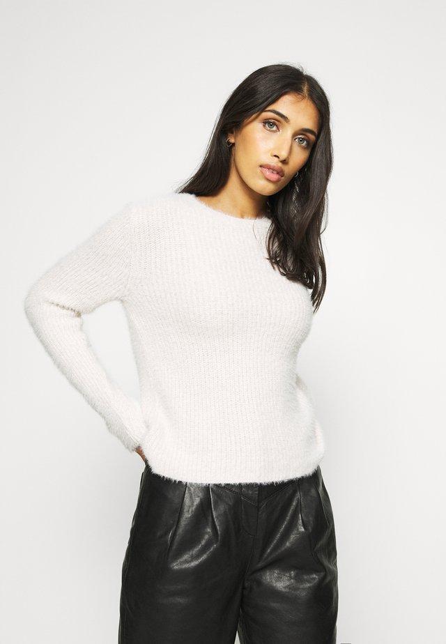 NMFAIRY - Stickad tröja - pristine