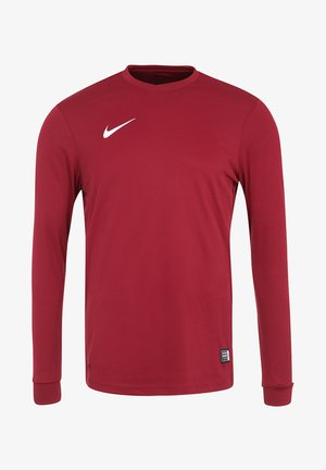 Long sleeved top - team red / white
