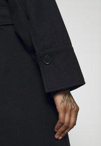 Weekday - BOEL COAT - Płaszcz wełniany /Płaszcz klasyczny - navy - 4
