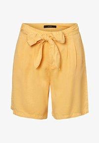Vero Moda - Denim shorts - banana cream - 5