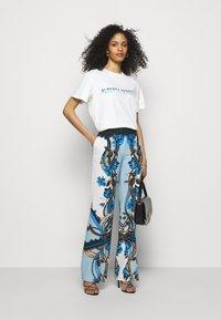 Alberta Ferretti - Print T-shirt - white - 1