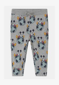 GAP - TODDLER BOY - Pantaloni - light heather grey - 0