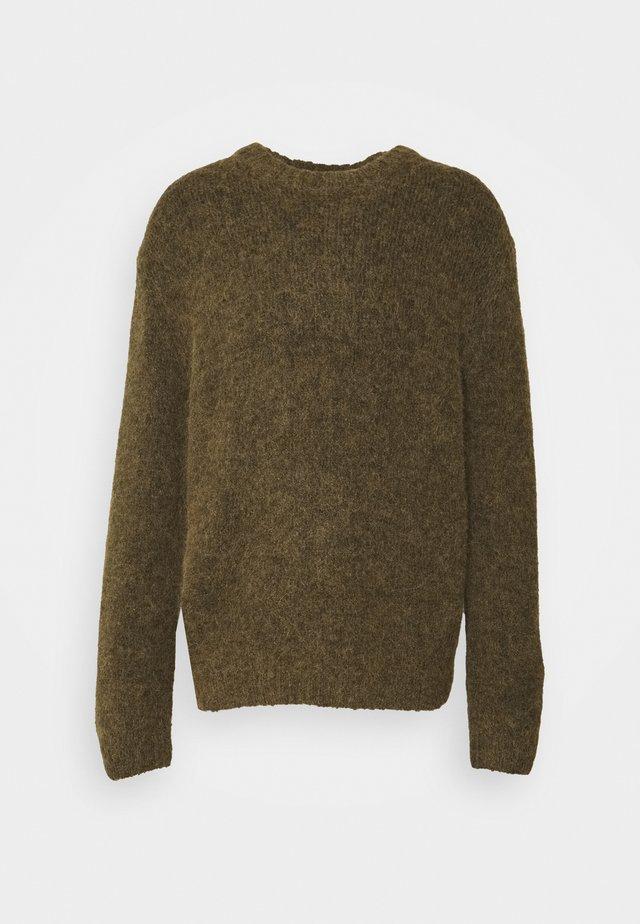 KALLE UNISEX - Sweter - brown