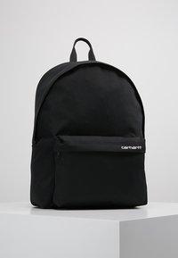 Carhartt WIP - PAYTON BACKPACK UNISEX - Mochila - black/white - 0