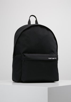 PAYTON BACKPACK UNISEX - Rucksack - black/white