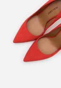 Pura Lopez - Zapatos altos - red - 5