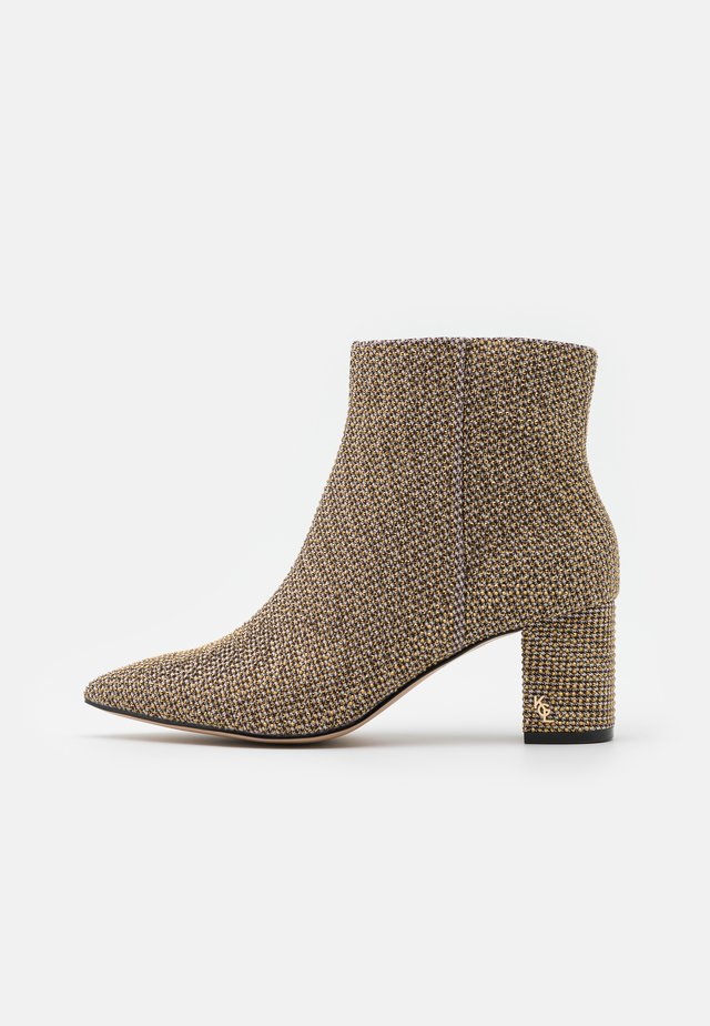 BURLINGTON - Ankle boots - beige