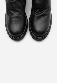 lilimill - ASTRID - Platform boots - sidney black - 5