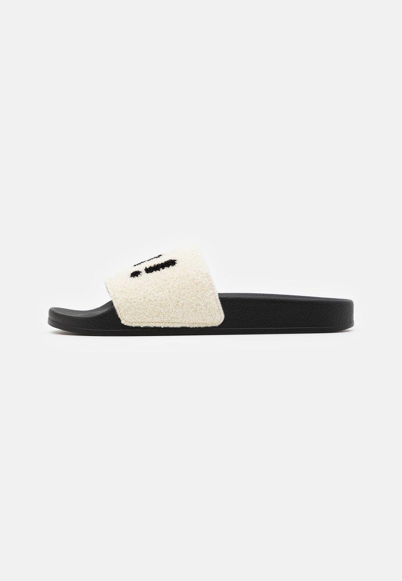 Marni - Mules - white/black