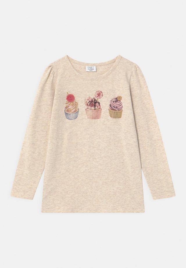 ANNSOFI  - Pitkähihainen paita - beige