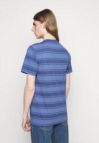 PS Paul Smith - Print T-shirt - bright blue - 2