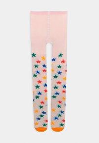 Molo - STAR TIGHTS - Tights - light pink - 0