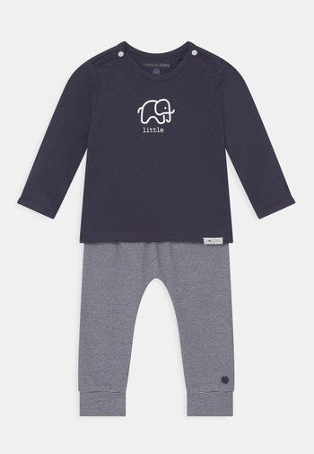 BABY SET - Legging - navy