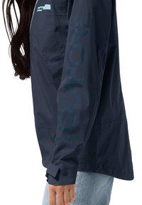 Jack Wolfskin - Hardshell jacket - midnight blue - 5