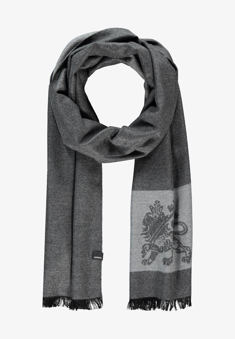 LERROS - Scarf - rock grey