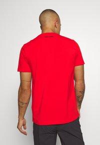 Mammut - TROVAT - T-Shirt print - spicy - 2