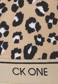 Calvin Klein Underwear - ONE UNLINED - Triangel-BH - beige - 2