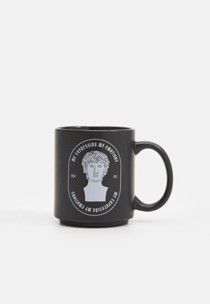 DAILY MUG UNISEX 4 PACK - Altri accessori - black