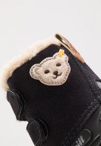 Steiff Shoes - PAULI - Bottes de neige - navy - 2