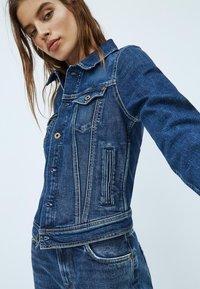 Pepe Jeans - CORE  - Džínová bunda - dark blue - 3