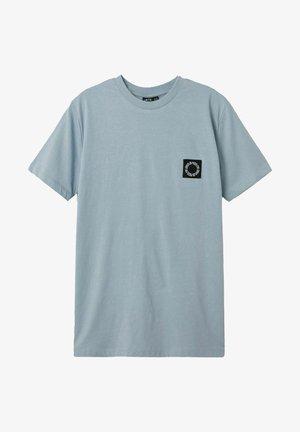 NLMNOONIE - T-shirt basic - ashley blue