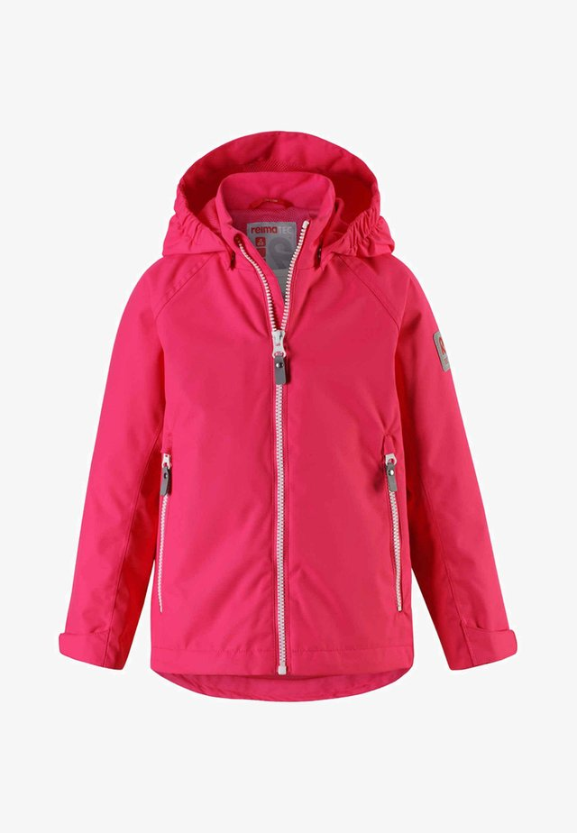 SOUTU - Waterproof jacket - candy pink