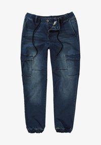 JP1880 - FLEXNAMIC® - Jeans Tapered Fit - dark blue - 3