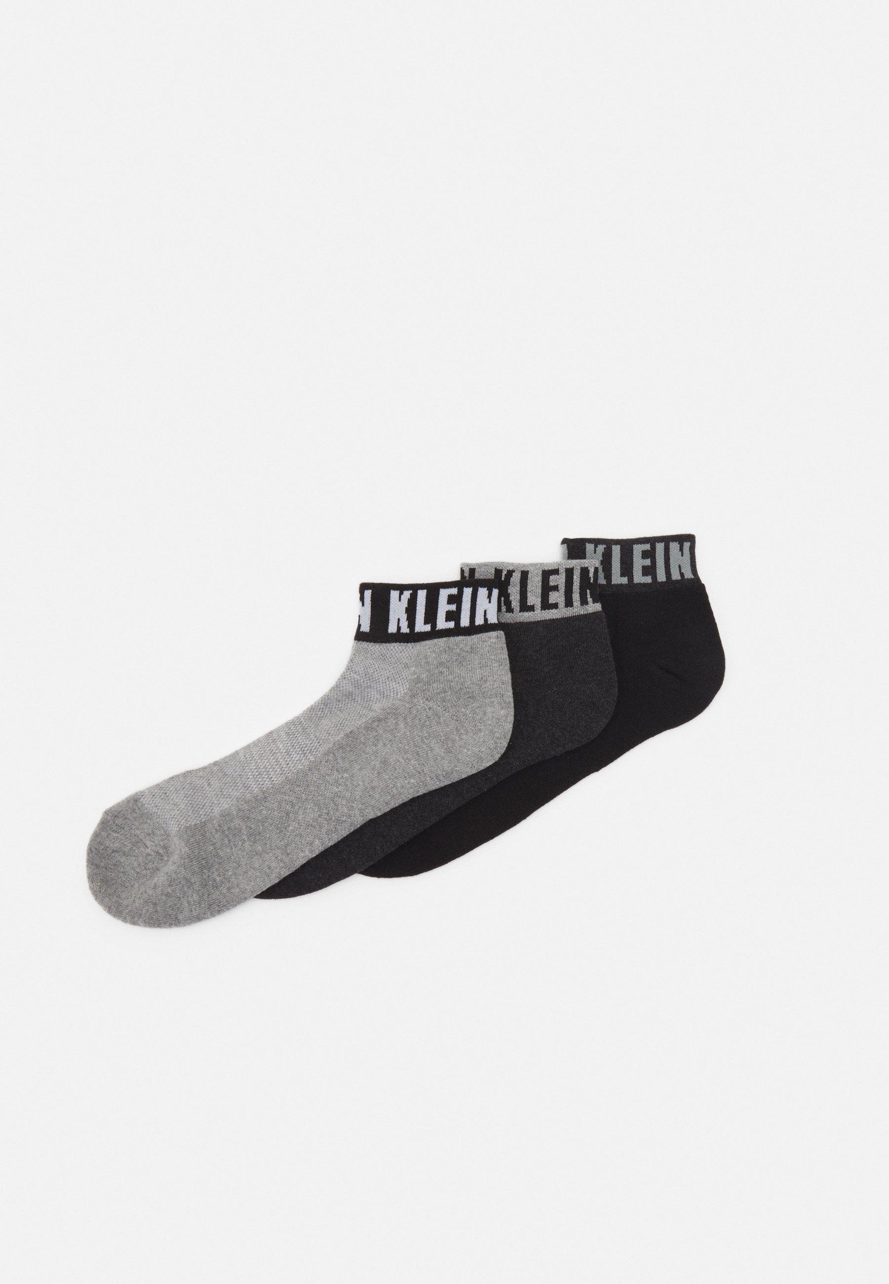 Men MEN QUARTER LOGO CUFF DRAKE 3 PACK - Socks