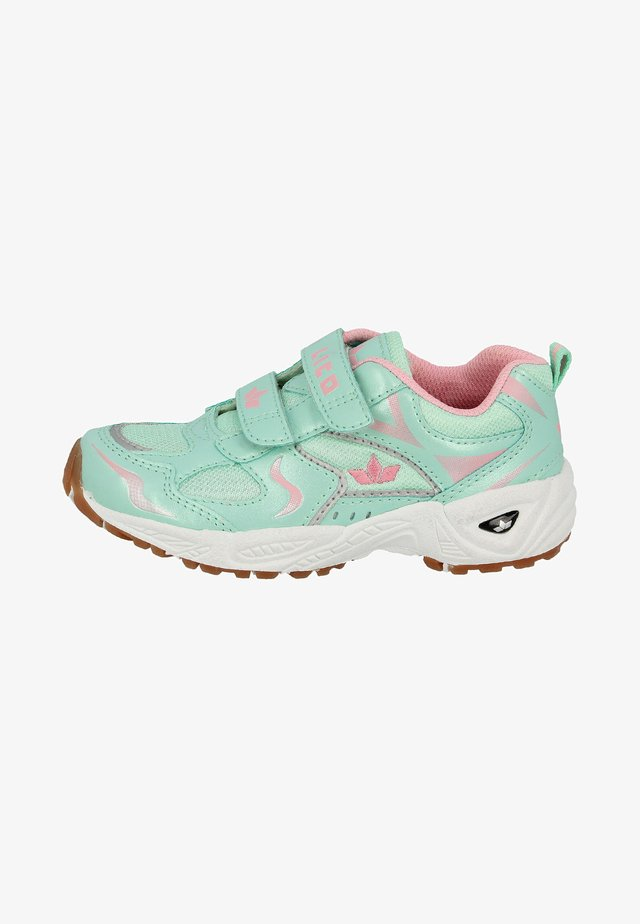 Trainers - turquoise