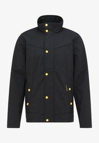 Schmuddelwedda - Outdoor jacket - schwarz - 4