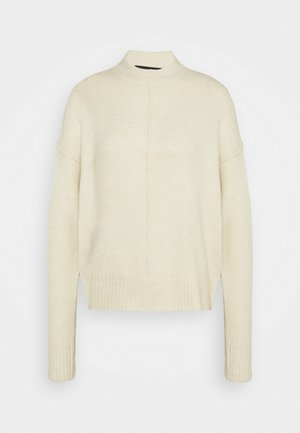 VMNEWLUCI HIGHNECK - Jumper - birch