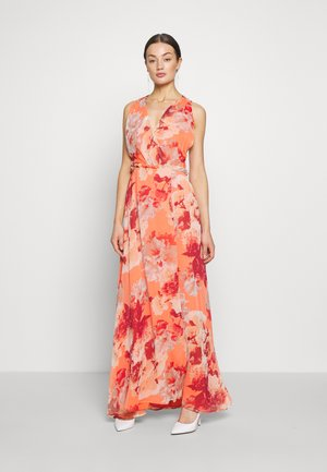 YASROSETTA MAXI DRESS SHOW - Maxi dress - nasturtium