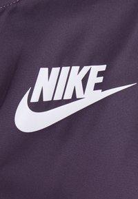 Nike Sportswear - Summer jacket - dark raisin/white - 5