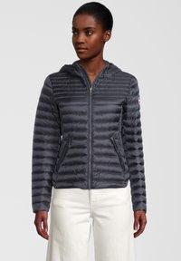 Colmar Originals - PUNKY - Down jacket - navy blue-light stee - 0