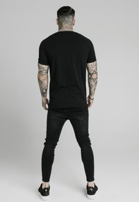 SIKSILK - T-shirt print - black - 2