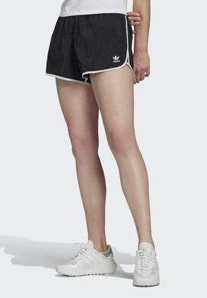 3STR SHORTS - Szorty - black