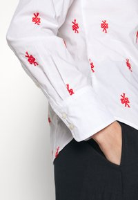 J.CREW - PERFECT KNOTS - Button-down blouse - white - 6