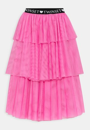 SKIRT - Maxi skirt - rose bloom