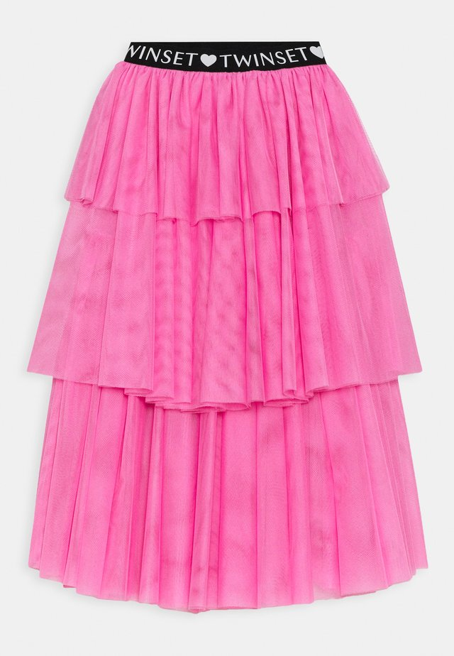 SKIRT - Maxi skirt - rose bloom