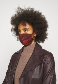 By Malene Birger - FACE MASK - Community mask - rustic brown - 2