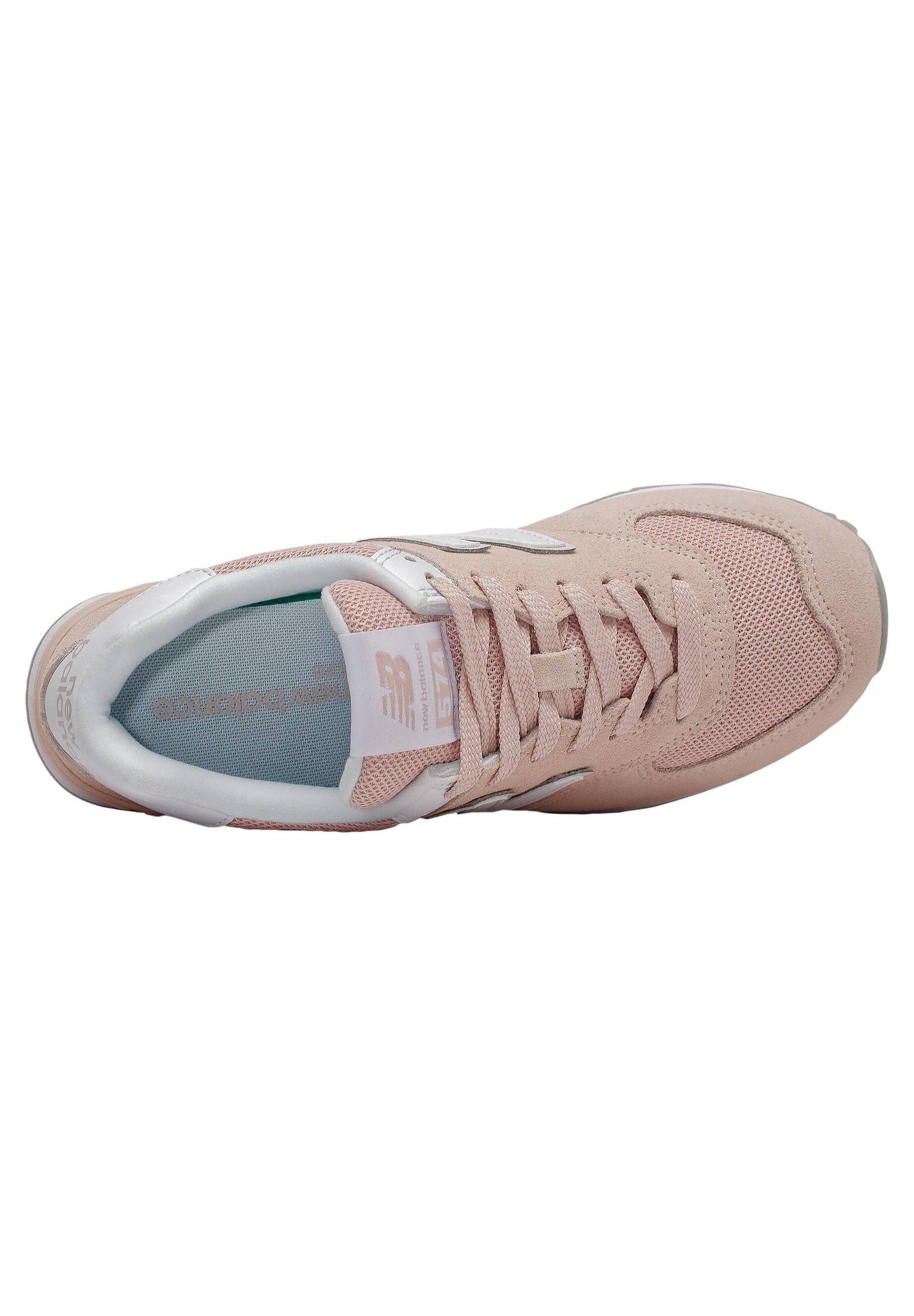New Balance WL574 - Sneakers basse - rosa (311)/rosa - Zalando.it
