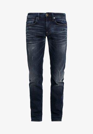 REVEND - Jeans Skinny Fit - elto superstretch - worn in wave destroyed