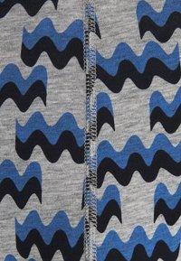 Björn Borg - WAYWAVE SAMMY 2 PACK - Underkläder - light grey melange - 3