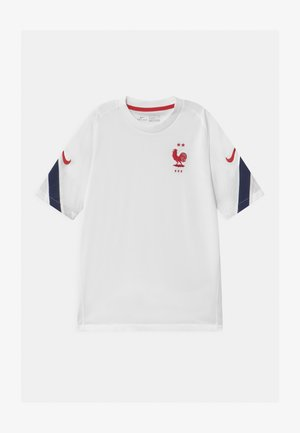 FRANKREICH UNISEX - Squadra nazionale - white/blackened blue/university red